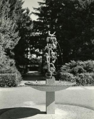 Raintree Fountain