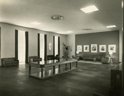 Thornhill Education Center, Reception/Audubon Hall