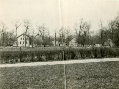 Home Farm buildings