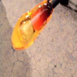 Glass Pumpkin 2013