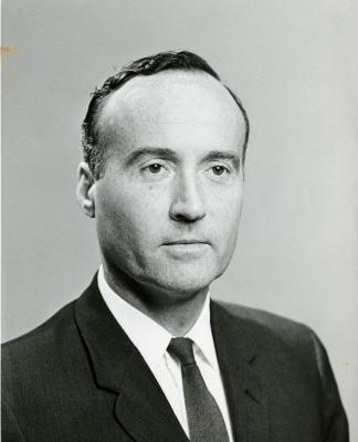 Dr. Marion T. Hall, headshot