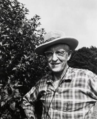 Clarence E. Godshalk, Director of The Morton Arboretum, 1934 to 1966