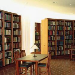 Sterling Morton Library, Reading Room, south side