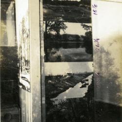 The Morton Arboretum 50th anniversary standalone or traveling exhibit, photographs panel