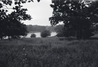 Lake Marmo viewed from Cedar Hill