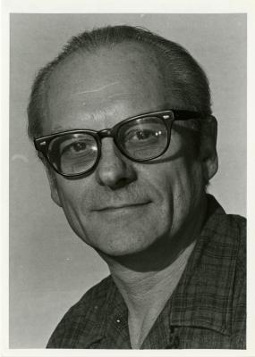 John Kohout, headshot