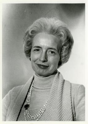 Helen Langrill, portrait