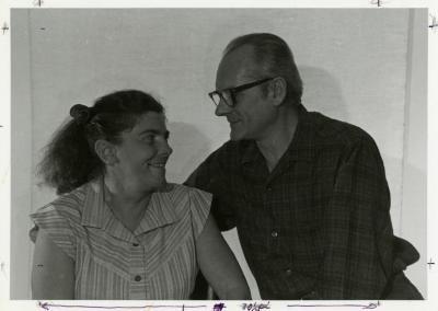 John & Kitty Kohout