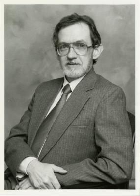 Joe Larkin, portrait