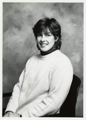 Linda Masters, portrait