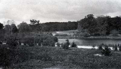 Lake Marmo viewed from Spruce Hill