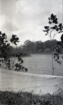 Lake Marmo, view from bridge