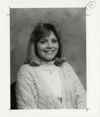 Linda Miller, portrait