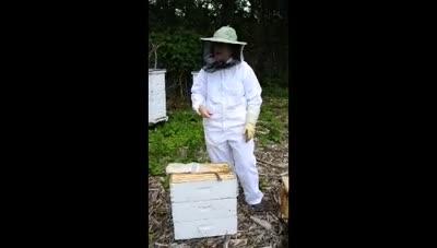 Meet Our Beekeeper