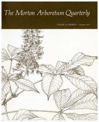 The Morton Arboretum Quarterly V. 10 No. 03