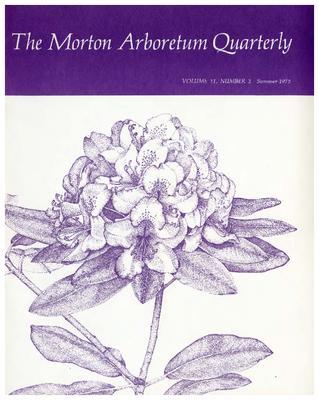 The Morton Arboretum Quarterly V. 11 No. 02