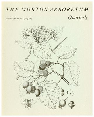 The Morton Arboretum Quarterly V. 01 No. 01