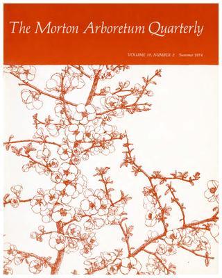 The Morton Arboretum Quarterly V. 10 No. 02