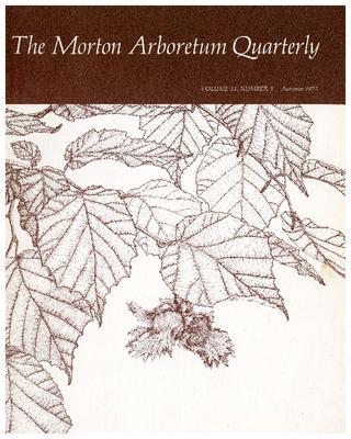 The Morton Arboretum Quarterly V. 11 No. 03