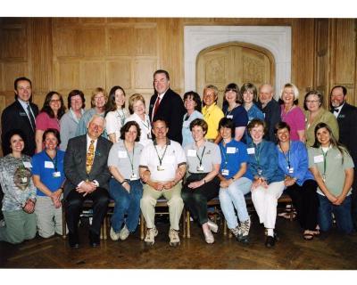 Education Program Guide team, BP sponsorship