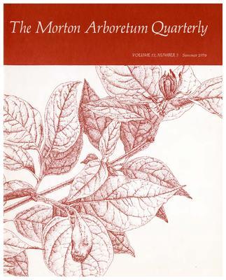 The Morton Arboretum Quarterly V. 12 No. 02