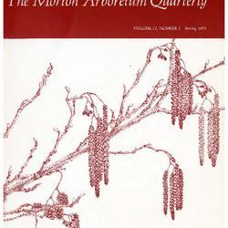 The Morton Arboretum Quarterly V. 11 No. 01