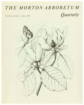The Morton Arboretum Quarterly V. 01 No. 02