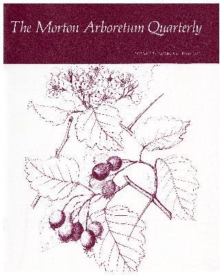 The Morton Arboretum Quarterly V. 26 No. 04