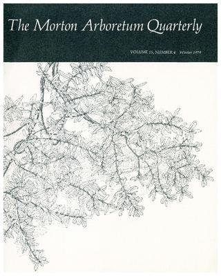 The Morton Arboretum Quarterly V. 15 No. 04