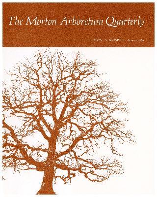 The Morton Arboretum Quarterly V. 21 No. 03