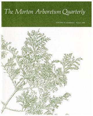 The Morton Arboretum Quarterly V. 24 No. 04