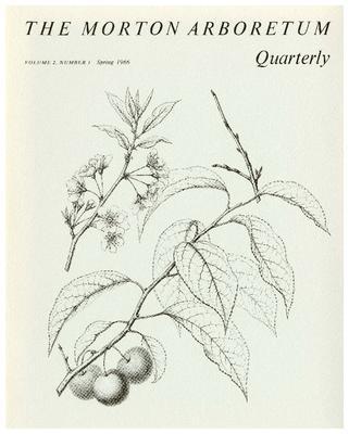 The Morton Arboretum Quarterly V. 02 No. 01