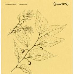 The Morton Arboretum Quarterly V. 08 No. 02