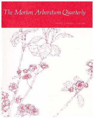 The Morton Arboretum Quarterly V. 22 No. 03