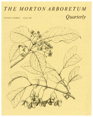 The Morton Arboretum Quarterly V. 04 No. 03