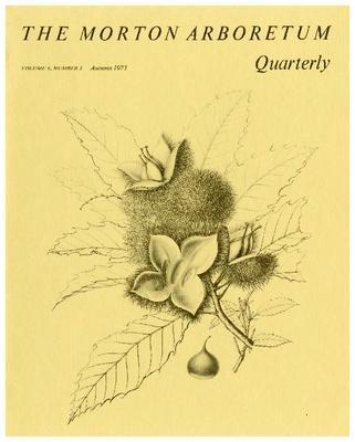 The Morton Arboretum Quarterly V. 09 No. 03