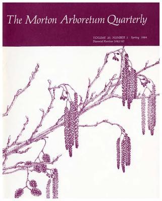 The Morton Arboretum Quarterly V. 20 No. 01
