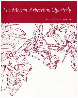 The Morton Arboretum Quarterly V. 20 No. 02