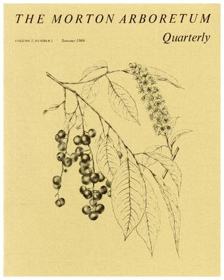 The Morton Arboretum Quarterly V. 05 No. 02