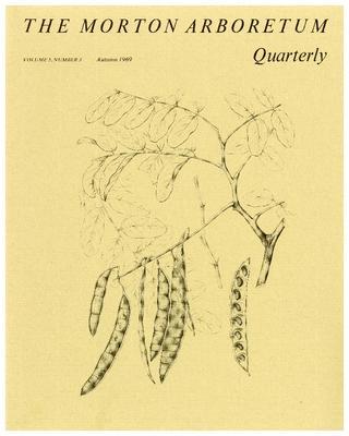 The Morton Arboretum Quarterly V. 05 No. 03