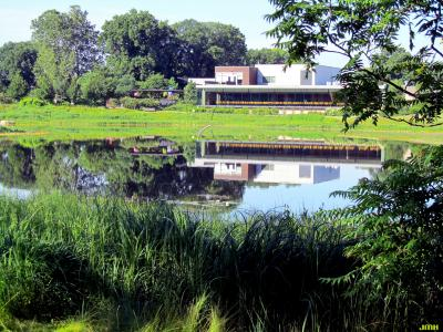 Meadow Lake and Visitor Center