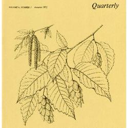 The Morton Arboretum Quarterly V. 08 No. 03