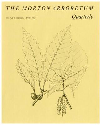 The Morton Arboretum Quarterly V. 08 No. 04