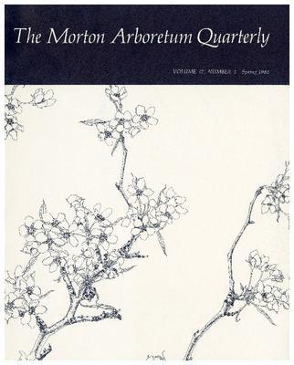 The Morton Arboretum Quarterly V. 17 No. 01