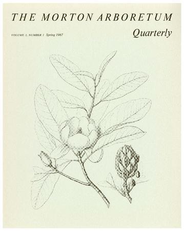 The Morton Arboretum Quarterly V. 03 No. 01