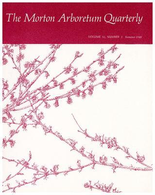 The Morton Arboretum Quarterly V. 16 No. 02