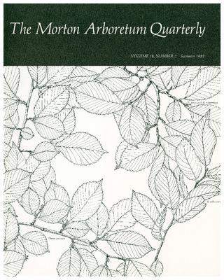 The Morton Arboretum Quarterly V. 18 No. 02