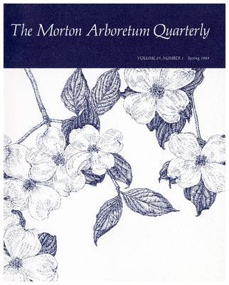The Morton Arboretum Quarterly V. 19 No. 01