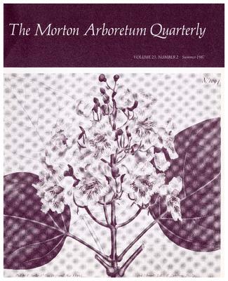 The Morton Arboretum Quarterly V. 23 No. 02