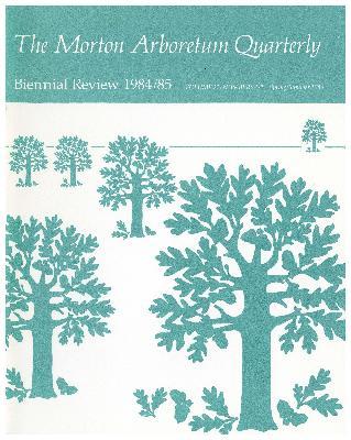 The Morton Arboretum Quarterly V. 22 No. 01-02
